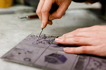 Relief Printing Weekend Course tickets