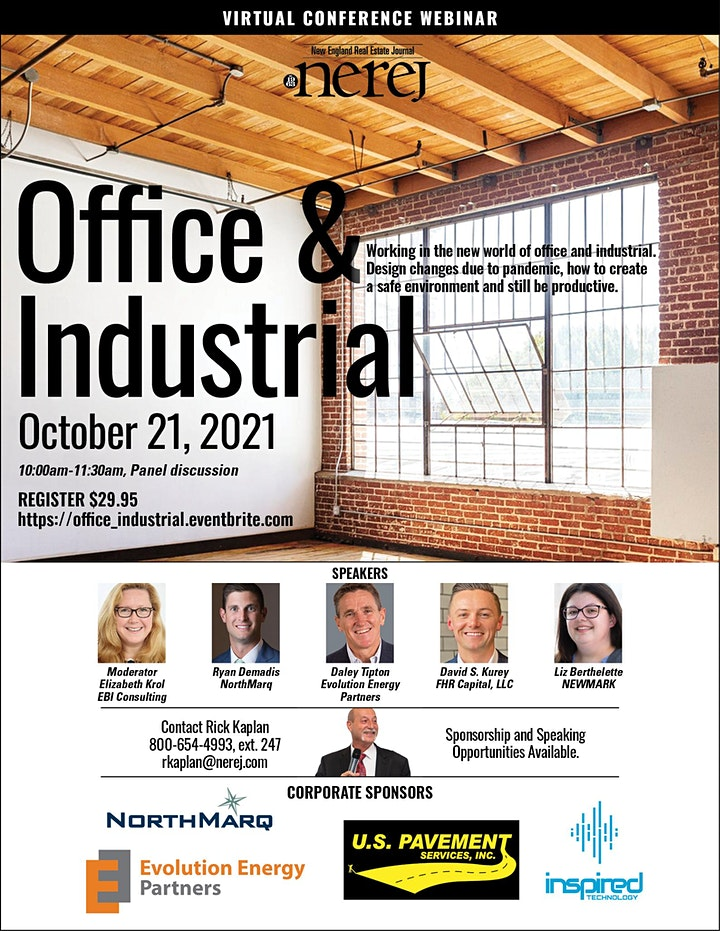 Office & Industrial Event image
