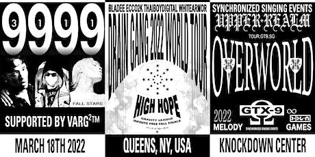 PopGun Presents... Drain Gang 2022 World Tour tickets