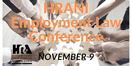 HRANI Employment Law Conference tickets