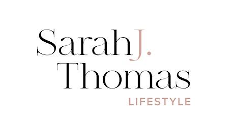 Sarah J Thomas Christmas Lifestyle Event tickets