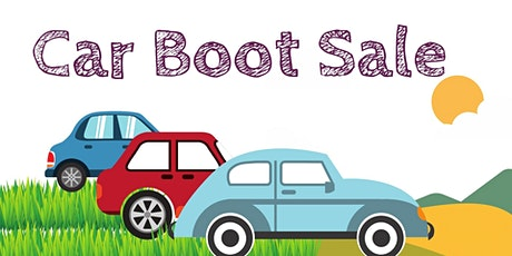 Edzell Carboot Sale tickets