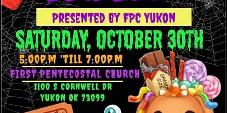 FPC Trunk or Treat 2021 tickets