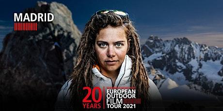 European Outdoor Film Tour 21 - Madrid - Estreno entradas