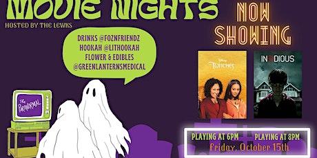 HALLOWEEN MOVIE NIGHTS tickets