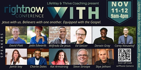 Right Now Leadership Conference (Host Site) - Nov. 11-12 tickets