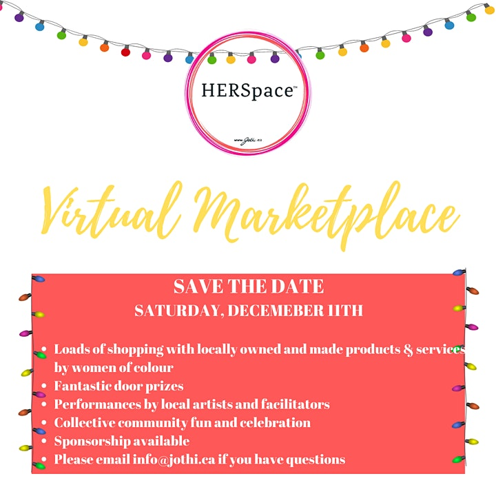 HERSpace Holiday Market Place image