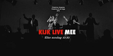 Kerkdienst 24.10.21 | Rosarium x Lifehouse Amsterdam tickets