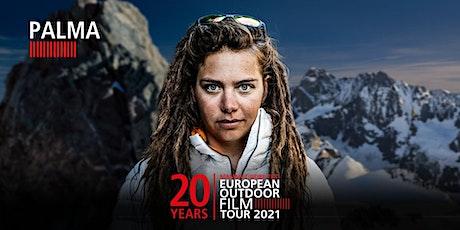European Outdoor Film Tour 21 - Palma de Mallorca - Estreno entradas
