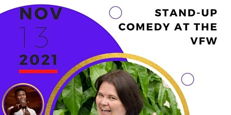 VFW CLAREMORE Comedy Night, Headliner:  Katy Style tickets