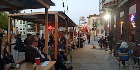 Outdoor Comedy at The BAR -on Dolores Last Saturday tickets