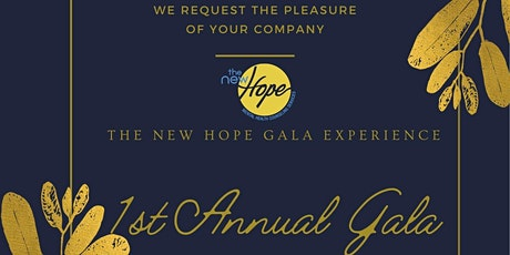 The New Hope Gala Experience tickets