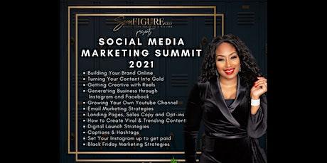 Seven Figure CEO® Social Media Marketing Summit 2021 tickets