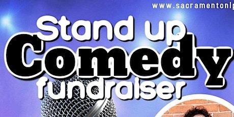 Sacramento NLPOA Stand UP Comedy Fundraiser tickets