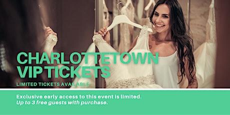 Charlottetown Pop Up Wedding Dress Sale VIP Early Access tickets