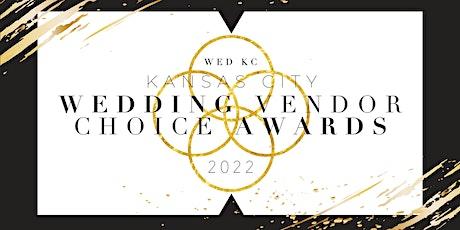 2022 Kansas City Wedding Vendor Choice Awards Gala tickets