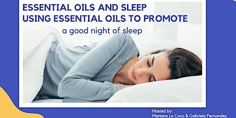 Better Sleep - Natural Solutions & Essential Oils tickets
