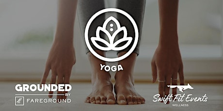 GROUNDED YOGA at Fareground tickets