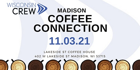 WCREW Madison Coffee & Connect tickets