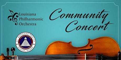 LPO Community Concert: Chalmette tickets