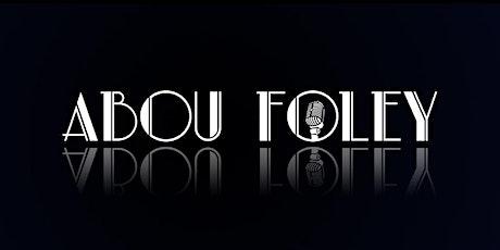 Abou Foley en roue libre // Spectacle gratuit billets