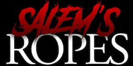 Copy of SALEM'S ROPES: FREE BOOKS and AUTHOR SIGNING EVENT! tickets