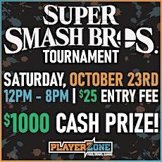 Crown Me King SMASH Tournament tickets