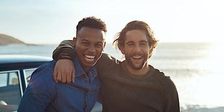 Man to Man - A Conversation About Men's Health tickets