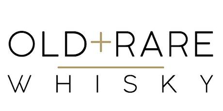 Old + Rare Premium Whisky Tasting Dinner tickets