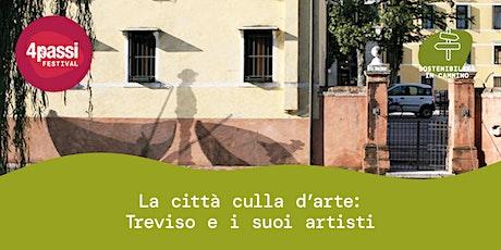4passiFestival | La città culla d'arte: Treviso e i suoi artisti biglietti