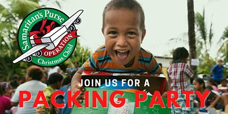 Operation Christmas Child Packing Party tickets