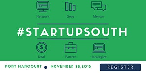 #StartupSouth SmallBiz Investment Conference