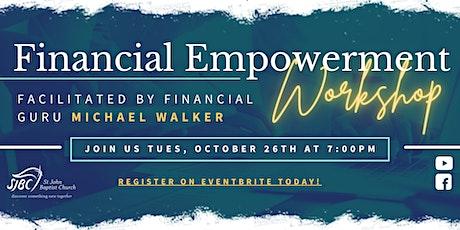 Financial Empowerment Workshop tickets