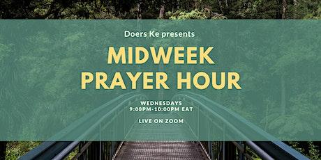 Midweek Prayer Hour tickets