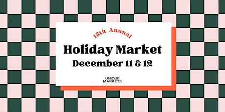 13th Annual LA Holiday Market tickets