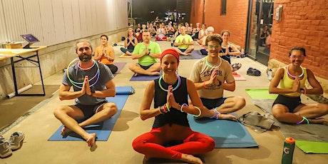 Glow & Flow Yoga @ Pro Re Nata tickets