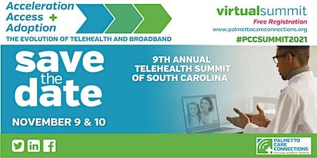 9th Annual Telehealth Summit of SC tickets