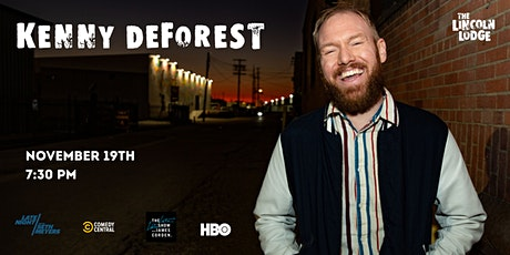 The Lincoln Lodge Presents: Kenny Deforest! tickets