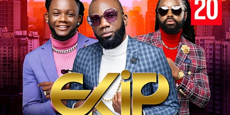 EKIP Live in Tampa - Album Release Party tickets