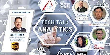 "ALPFA Atlanta Tech Talk 2021 - ""Analytics"" tickets"