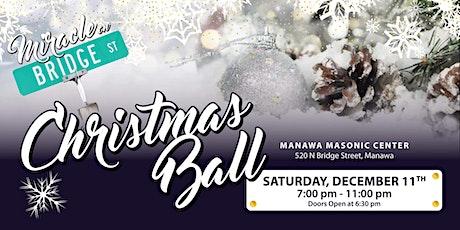 Miracle on Bridge Street Christmas Ball tickets