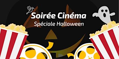 Soirée cinéma spéciale Halloween billets