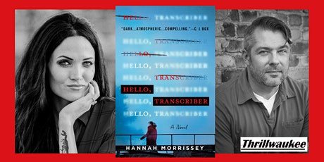 Hannah Morrissey, author of Hello, Transcriber - an in-person Boswell event tickets