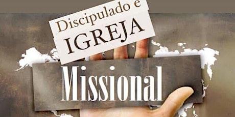 ICMA - Plantando um igreja bíblica e relevante ingressos