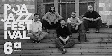 Quinteto Canjerana| Poa Jazz Festival ingressos