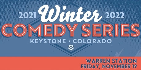 Warren Station's Winter Comedy Series Kickoff - Friday November 19th, 2021 tickets