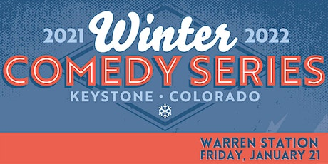 Warren Station's Winter Comedy Series, Friday January 21st, 2021 tickets