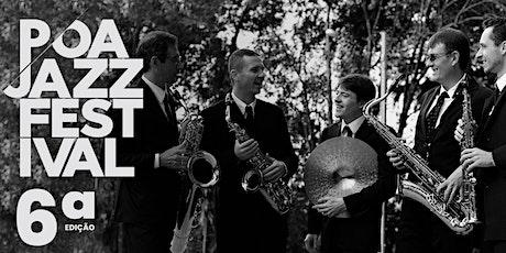Barlavento Quarteto de Saxofones| Poa Jazz Festival biglietti