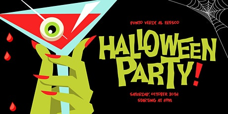 Halloween Party  2021 entradas