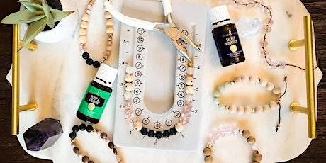 DIY Diffuser Bracelet Class tickets